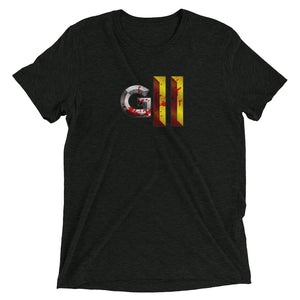 Gladiators 2 Bloody Logo T-Shirt Tri-Blend