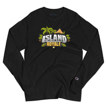 Load image into Gallery viewer, PERSONALIZED Island Royale Champion Long Sleeve Shirt