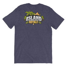 Load image into Gallery viewer, Island Royale Back Logo T-Shirt
