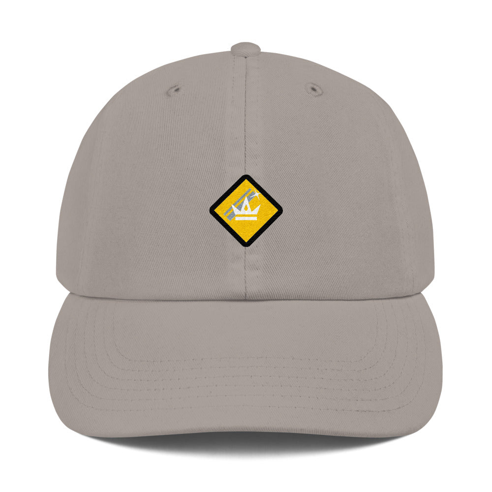 Island Royale Champion Dad Cap