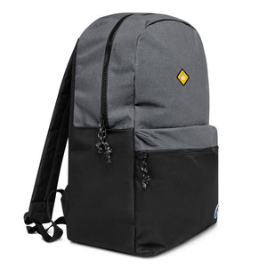 Island Royale Embroidered Champion Backpack