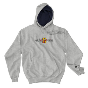 Gladiators 2 Bloody Full Logo Champion Hoodie