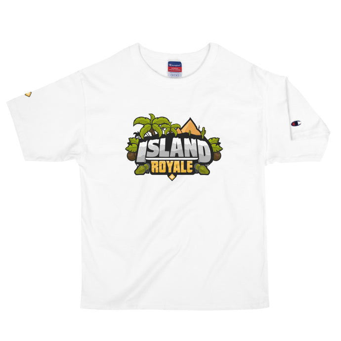 PERSONALIZED Island Royale Champion T-Shirt