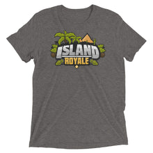 Load image into Gallery viewer, Island Royale Logo T-Shirt Tri-Blend