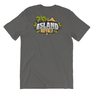 Island Royale Back Logo T-Shirt