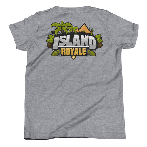 Island Royale Back Logo Youth T-Shirt