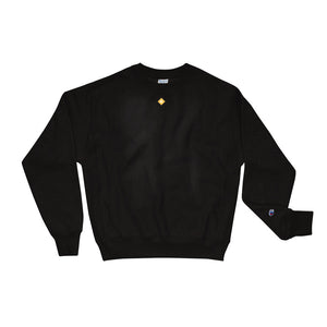 Island Royale Back Logo Champion Crewneck Sweatshirt