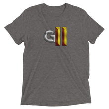 Load image into Gallery viewer, Gladiators 2 Clean Logo T-Shirt Tri-Blend