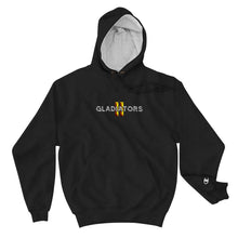 Load image into Gallery viewer, Gladiators 2 Clean Full Logo Champion Hoodie