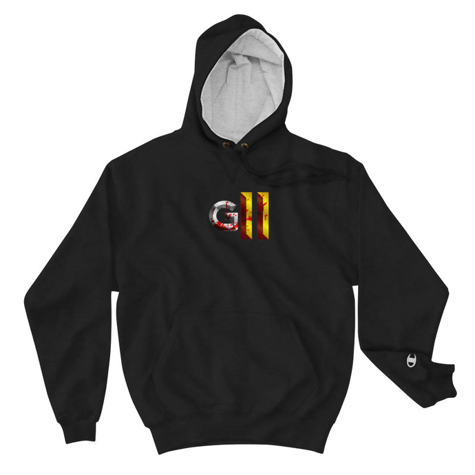Gladiators 2 Bloody Logo Champion Hoodie