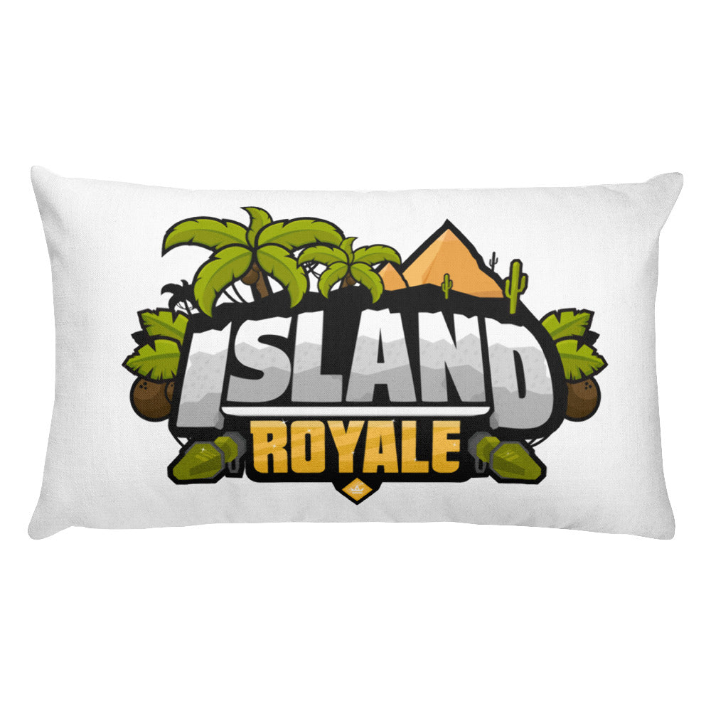 Island Royale Pillow