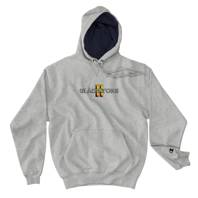 Gladiators 2 Clean Full Logo Champion Hoodie
