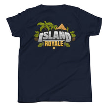 Load image into Gallery viewer, Island Royale Back Youth T-Shirt