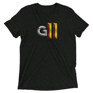 Gladiators 2 Clean Logo T-Shirt Tri-Blend