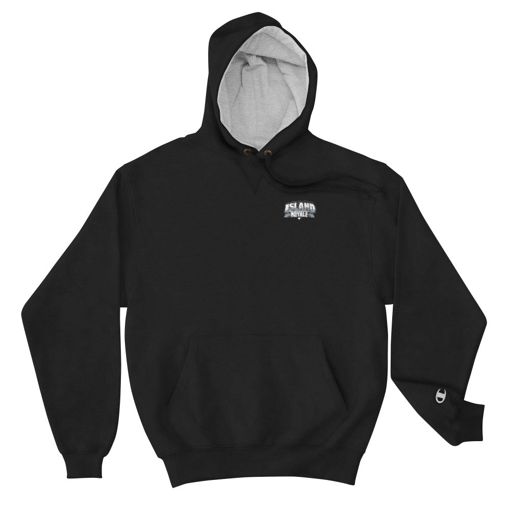 Island Royale Embroidered Champion Hoodie