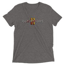 Load image into Gallery viewer, Gladiators 2 Bloody Full Logo T-Shirt Tri-Blend