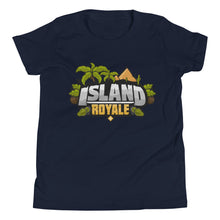 Load image into Gallery viewer, Island Royale Youth Logo T-Shirt