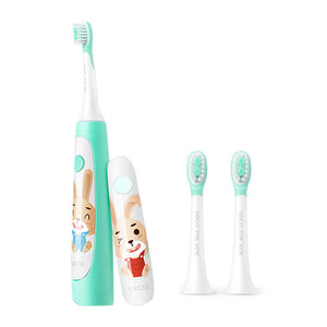 SOOCAS-C1-Children-Electric-Toothbrush-Xiaomi-Mijia-Sonic-Brush-Teeth-Child-Kids-Automatic-Toothbrush-USB-Wireless-Charging-Green-1