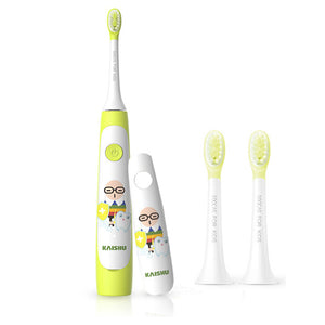 SOOCAS-C1-Children-Electric-Toothbrush-Xiaomi-Mijia-Sonic-Brush-Teeth-Child-Kids-Automatic-Toothbrush-USB-Wireless-Charging-Yellow-1
