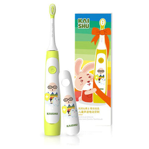 SOOCAS-C1-Children-Electric-Toothbrush-Xiaomi-Mijia-Sonic-Brush-Teeth-Child-Kids-Automatic-Toothbrush-USB-Wireless-Charging-Yellow-2