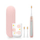 Soocas-X5-Electric-Toothbrush-Xiaomi-Mijia-Ultrasonic-Toothbrush-Upgraded-Adult-USB-Rechargeable-12-Clean-Modes-With-Brush-Heads-Pink-3