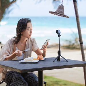 Xiaomi-Mijia-Sports-Camera-Selfie-Stick-Portable-Bluetooth-Extendable-Tripod-For-MijiaSmall-Camera-Selfie-Stick-2