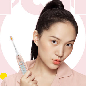 Soocas-X5-Electric-Toothbrush-Xiaomi-Mijia-Ultrasonic-Toothbrush-Upgraded-Adult-USB-Rechargeable-12-Clean-Modes-With-Brush-Heads-Pink-2