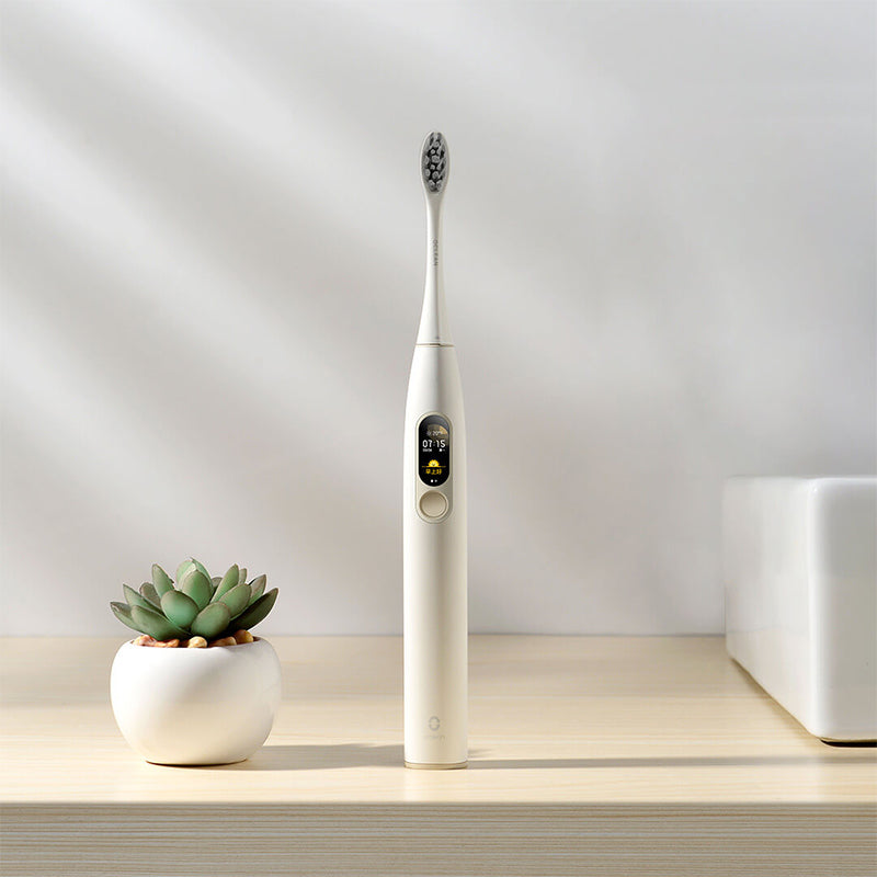 Global Version Oclean X Sonic Electric Toothbrush Adult IPX7 Ultrasonic automatic Fast Charging Tooth Brush With Touch Screen