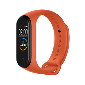 Xiaomi-Mi-Band-4-Smart-Color-Screen-Bracelet-Heart-Rate-Fitness-135mAh-Bluetooth5.0-50M-Swimming-Waterproof-Red-1