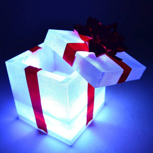 Light Up Gift Boxes - Set of 6