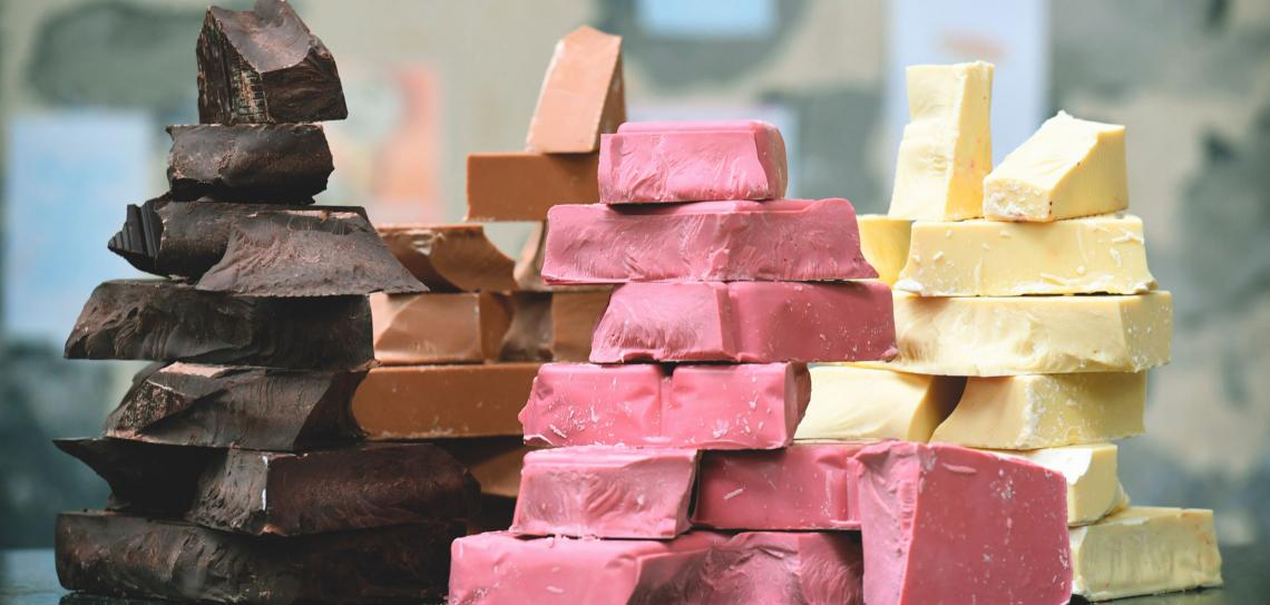 7 Things You Didn't Know About Ruby Chocolate