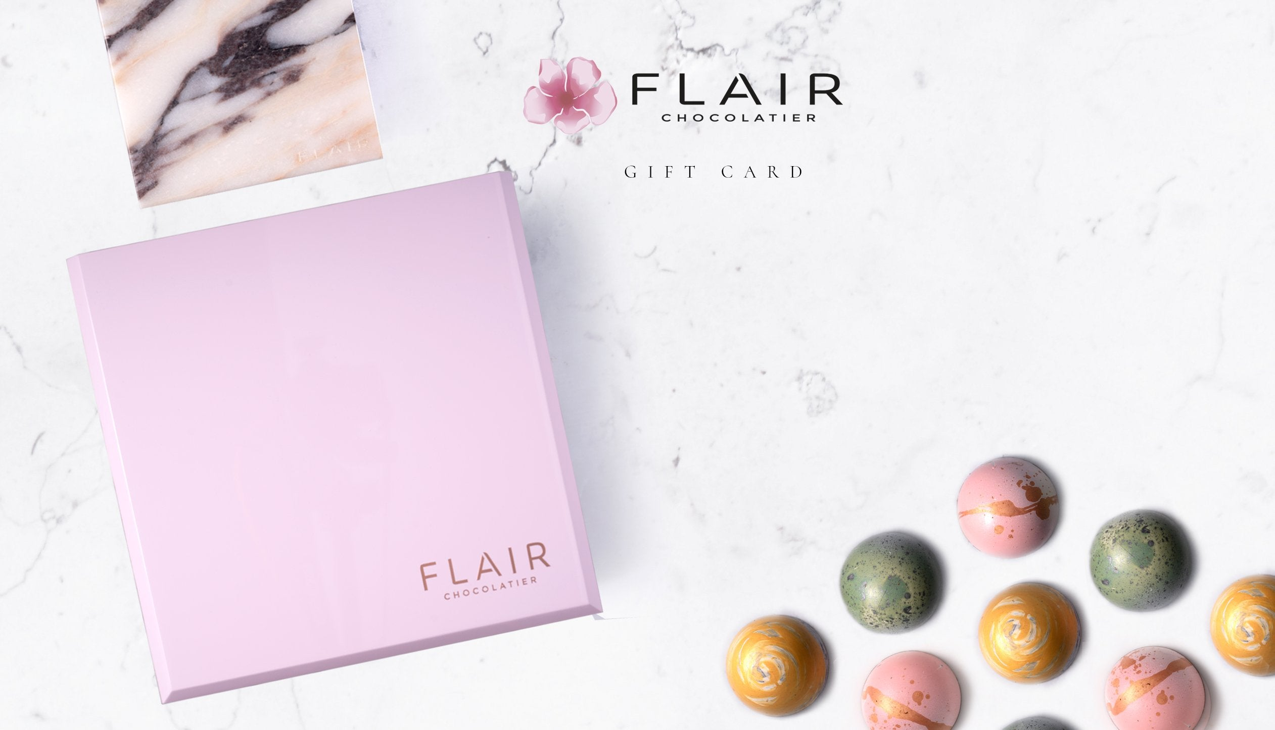 Gift Cards - Flair Chocolatier