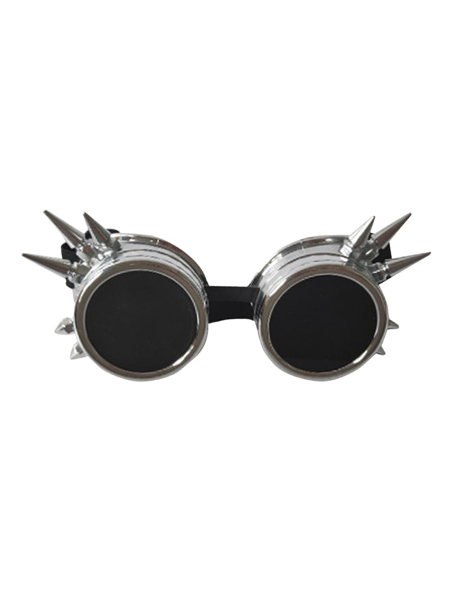 Steampunk Goggles Welding Retro Gothic Cyberpunk Cosplay Costume Accessory Sunglasses