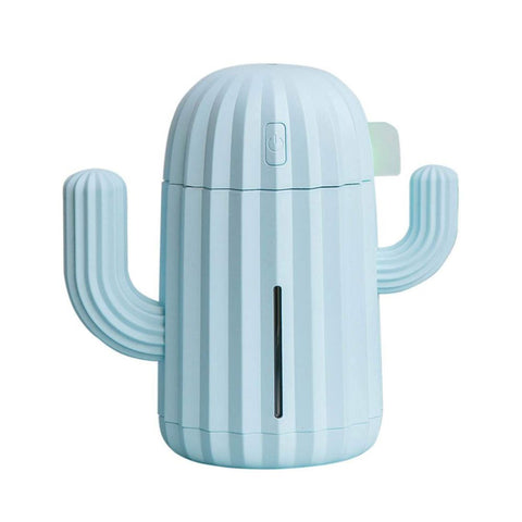 LED Cactus Soft Silicone Humidifier