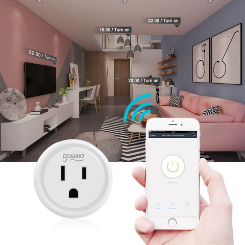 Image of Mini Smart Plug Outlet