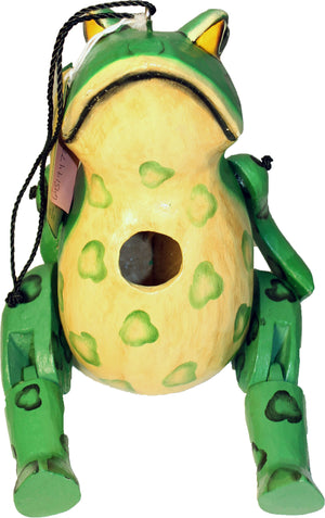 Songbird Essentials - Gordo Hinged Frog Bird House