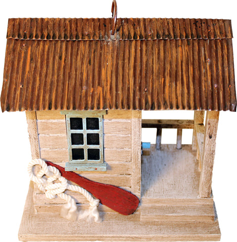 Songbird Essentials - Songbird Boat Shack Bird House