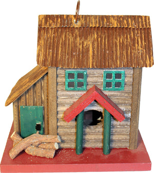 Songbird Essentials - Songbird 2-story Cabin Bird House