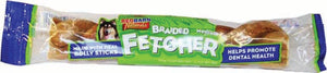 Redbarn Pet Products Inc - Braided Fetcher Dog Treat (Case of 35 )
