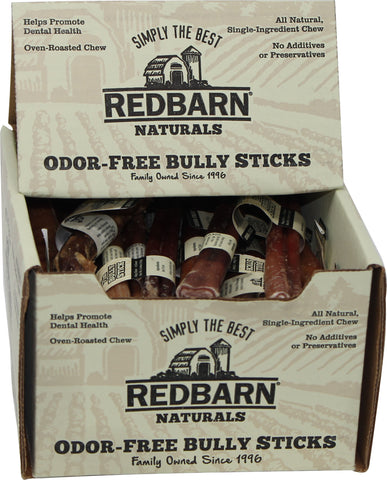 Redbarn Pet Products Inc - Odor Free Bully Stick (Case of 35 )