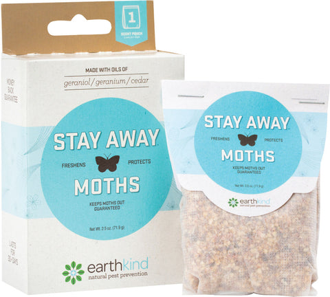 Earth-kind Inc. P-Stay Away Moth (Case of 8 )