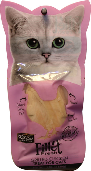 Innovation Pet Inc. - Fillet Fresh Treat For Cats (Case of 6 )