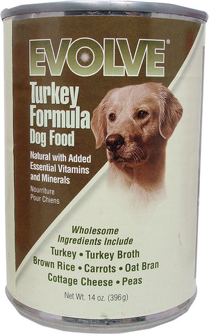Triumph Pet Industries - Evolve Canned Dog Food (Case of 12 )