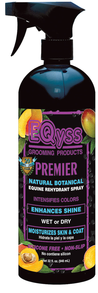 Eqyss Grooming Products D - Premier Natural Botanical Equine Rehydrant Spray