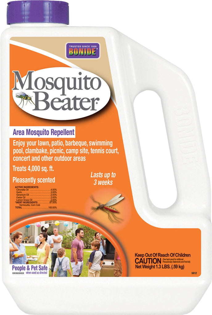 Bonide Products Inc     P - Mosquito Beater Area Repellent Granules