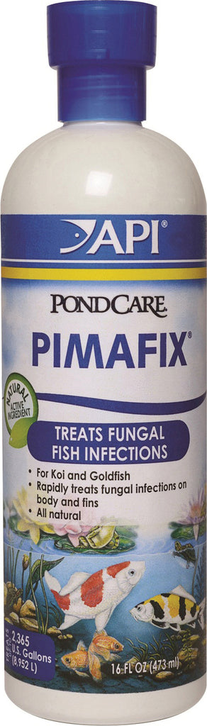Mars Fishcare Pond - Pondcare Pimafix Antifungal Remedy