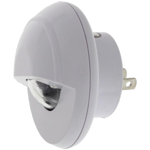Alfred Wide-Angle Spot Rotating LED Night-Light with Night Sensor