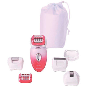 Bambang Women's Epilator with Shaver Attachments