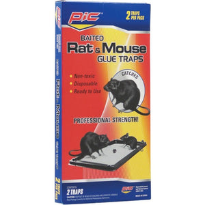 Ananta Rat & Mouse Glue Trays, 2 pk