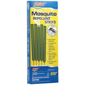 Uroš Area Mosquito Repellent Sticks, 5 pk
